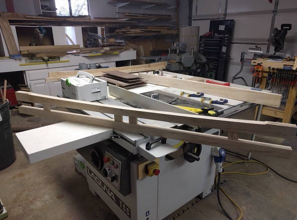 Fine Thewoodforgeig And Their Laguna Tss Tablesaw Woodworking Best Image Libraries Sapebelowcountryjoecom