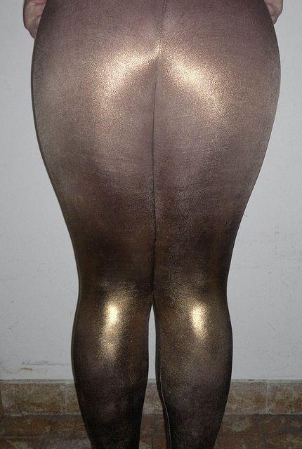 Legging leather calzas de cuero