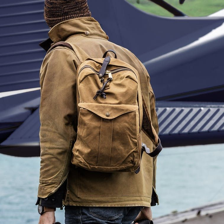 Pin By Norma Mohamad On Mens Outdoor Clothing In 2020 Backpacks Filson Bags Mens Outdoor Clothing