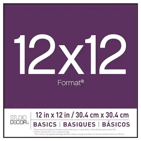 Format Frame Basics By Studio Decor Studio Decor