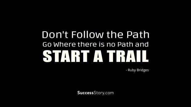 Ruby Bridges Quotes 6 Motivational Ruby Bridges Quotes  Successstory  Resolve  Olw