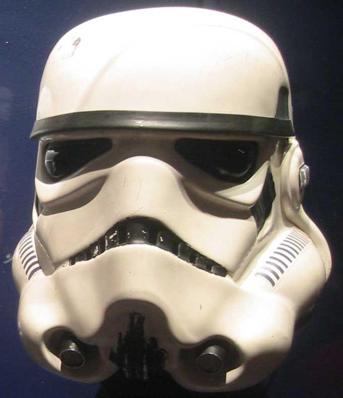 "Star Wars: Original ""Return of the Jedi"" Stormtrooper Helmet"