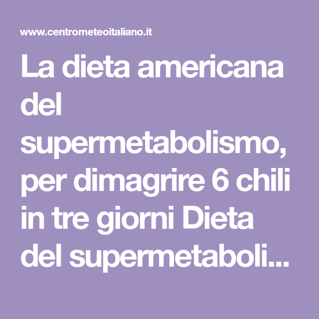 dieta de slabire americana dieta in sarcina