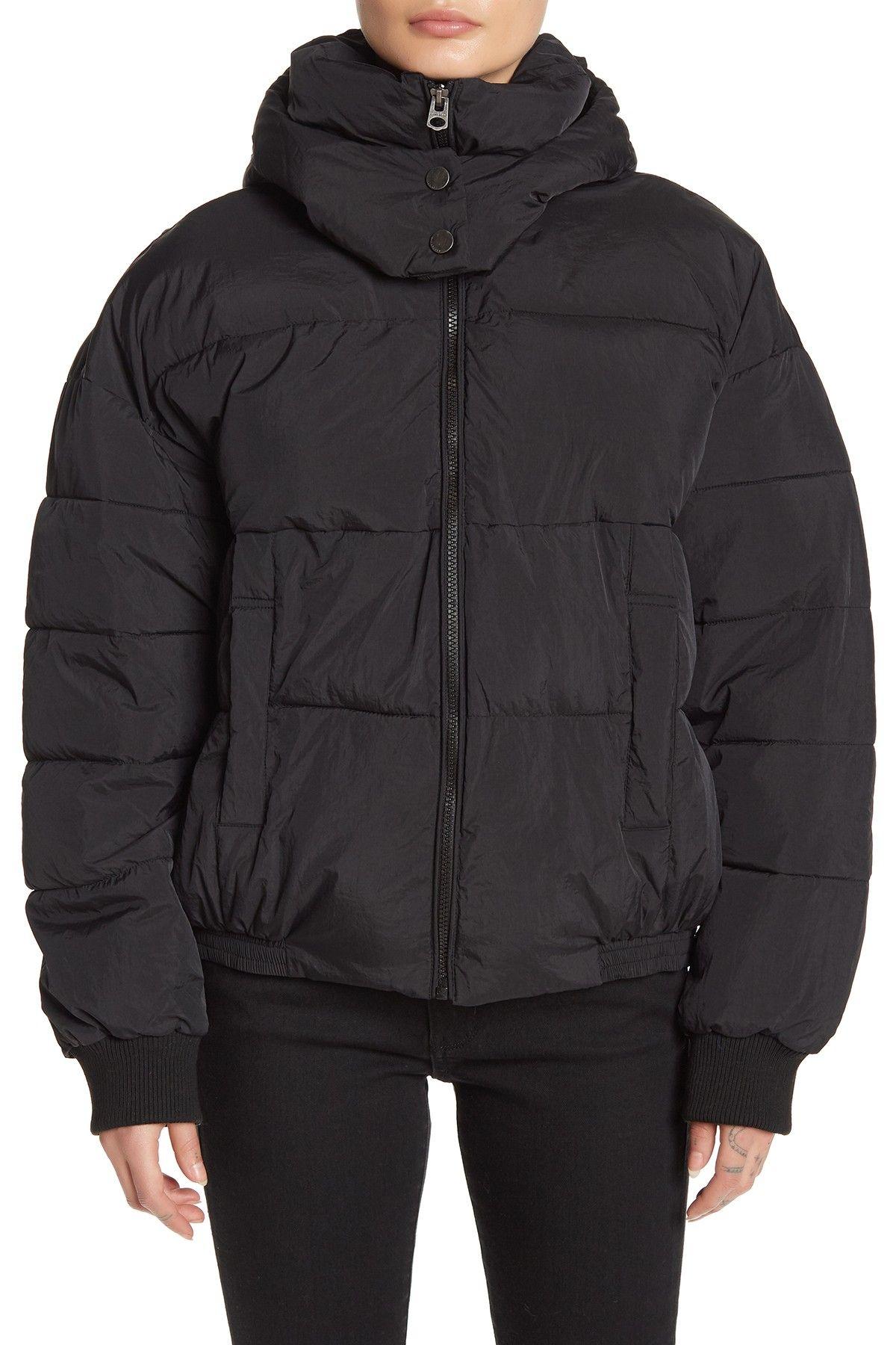 Lucky Brand Missy Short Puffer Jacket Hautelook Short Puffer Jacket Puffer Jackets Jackets [ 1800 x 1200 Pixel ]