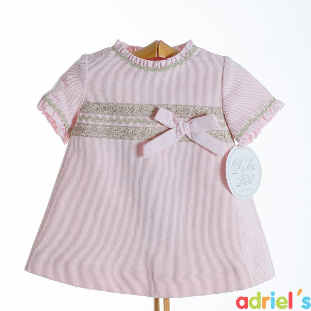 7f6f8b14 Advertisement; Advertisement; Advertisement; Vestido para bebé de Dolce  Petit.