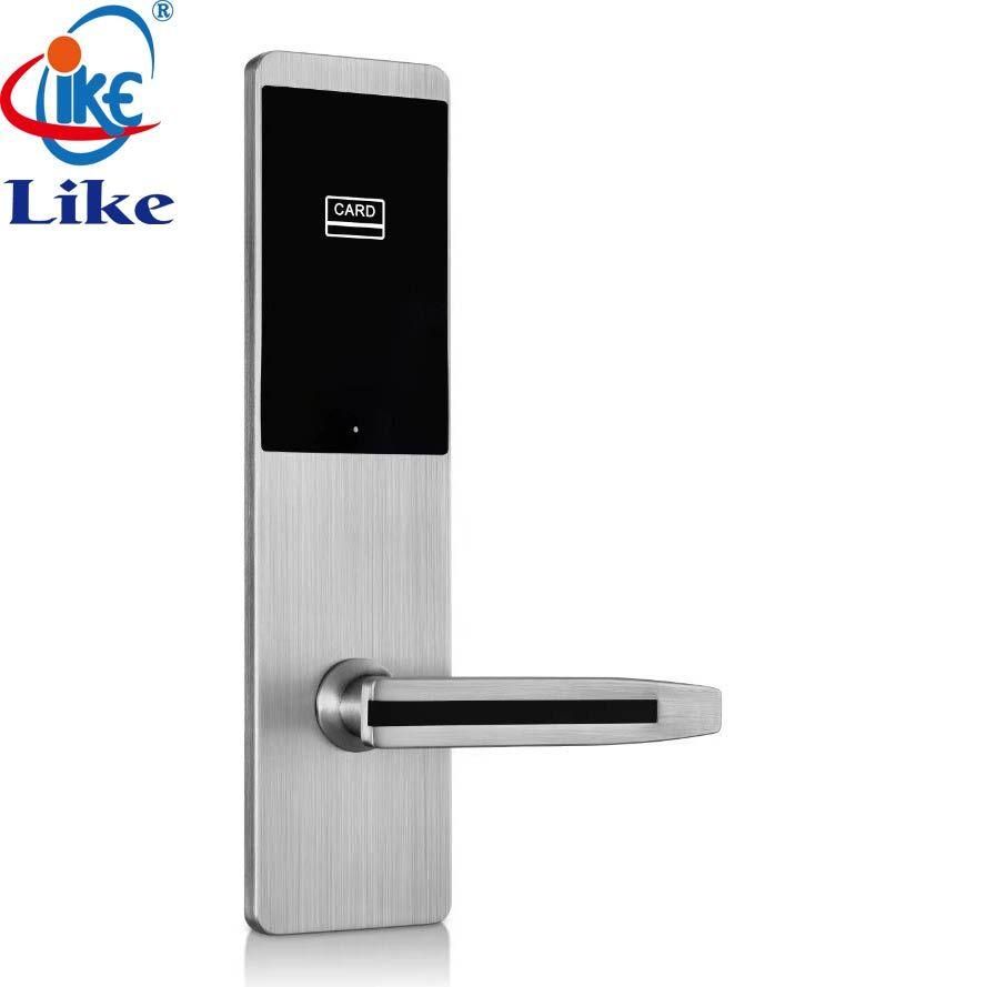 Time To Source Smarter Hotel Lock Door Handles Design