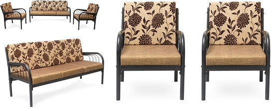 Top 5 Sofa Sets Online Under 20000 Rs In India In 3 1 1 Sets Vskart In Sofa Set Sofa Set Online Buy Sofa