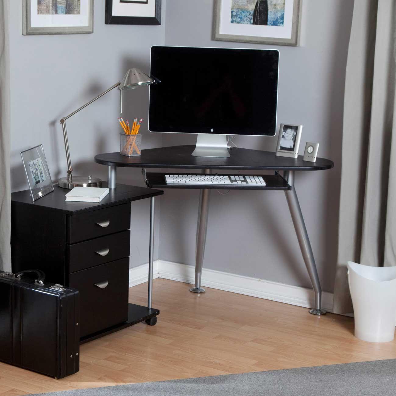 desk cabinet for ideas design hutch good black with corner