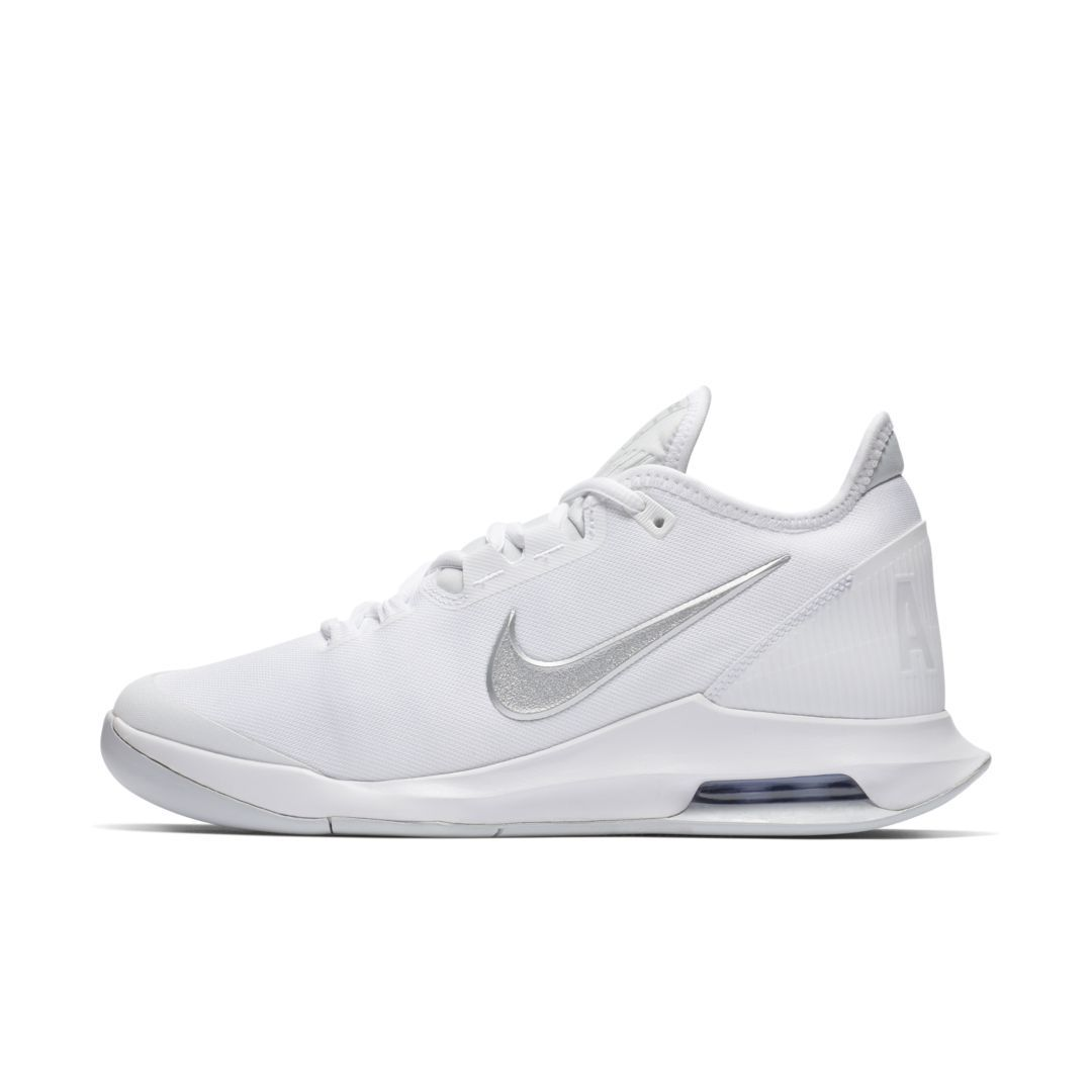 Nikecourt Air Max Wildcard Women S Tennis Shoe Size 10 White Slip On Tennis Shoes Casual Tennis Shoes White Tennis Shoes