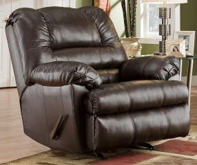 Simmons Harbortown Recliner With