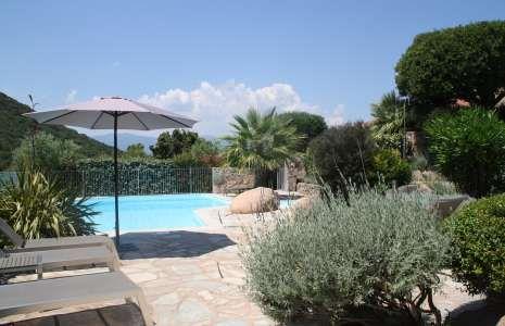 Location de maison corse la villa casadoro porto - Location maison piscine porto vecchio ...