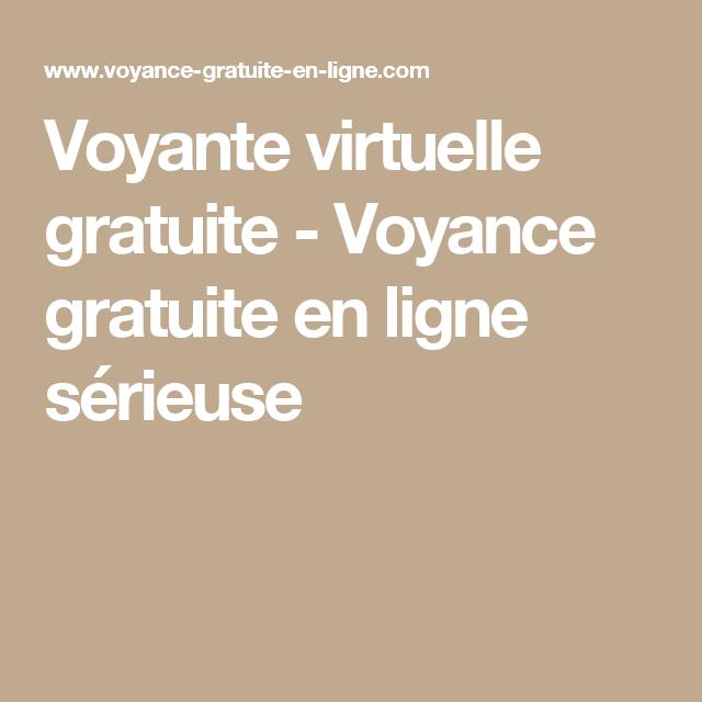 ef87c02ebb14f Voyante virtuelle gratuite - Voyance gratuite en ligne sérieuse ...