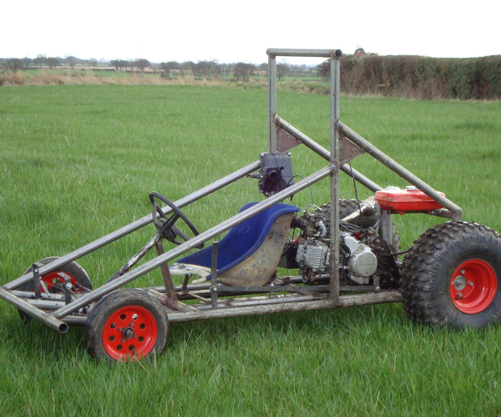 Build an off road go kart solutioingenieria Choice Image