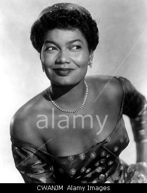 Download this stock image: Pearl Bailey, 1954. Courtesy: CSU Archives/Everett Collection - CWANJM from Alamy's library of millions of high resolution stock photos, Stock Photo, illustrations and vectors.