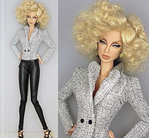 Barbie podium мыло ручной работы девушке