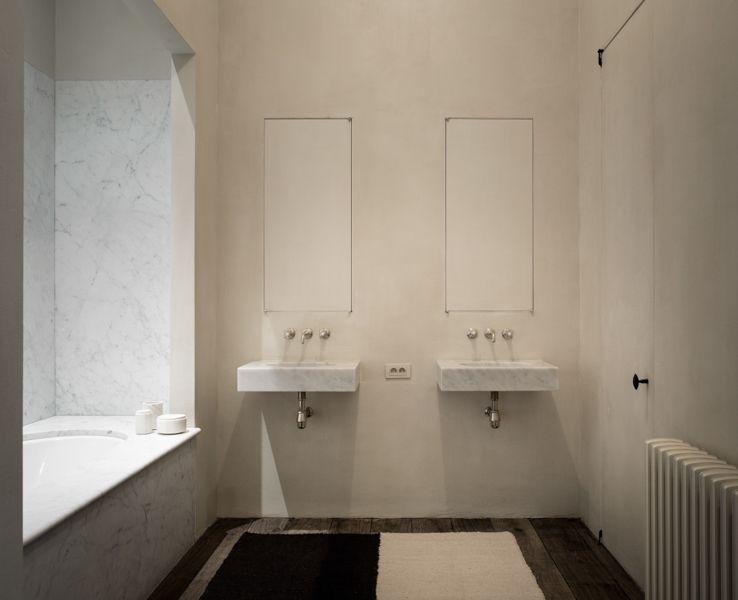 Vincent van duysen architect b a t h pinterest badkamer sanitair en god - Ouderlijke doucheruimte kleedkamer volgende ...