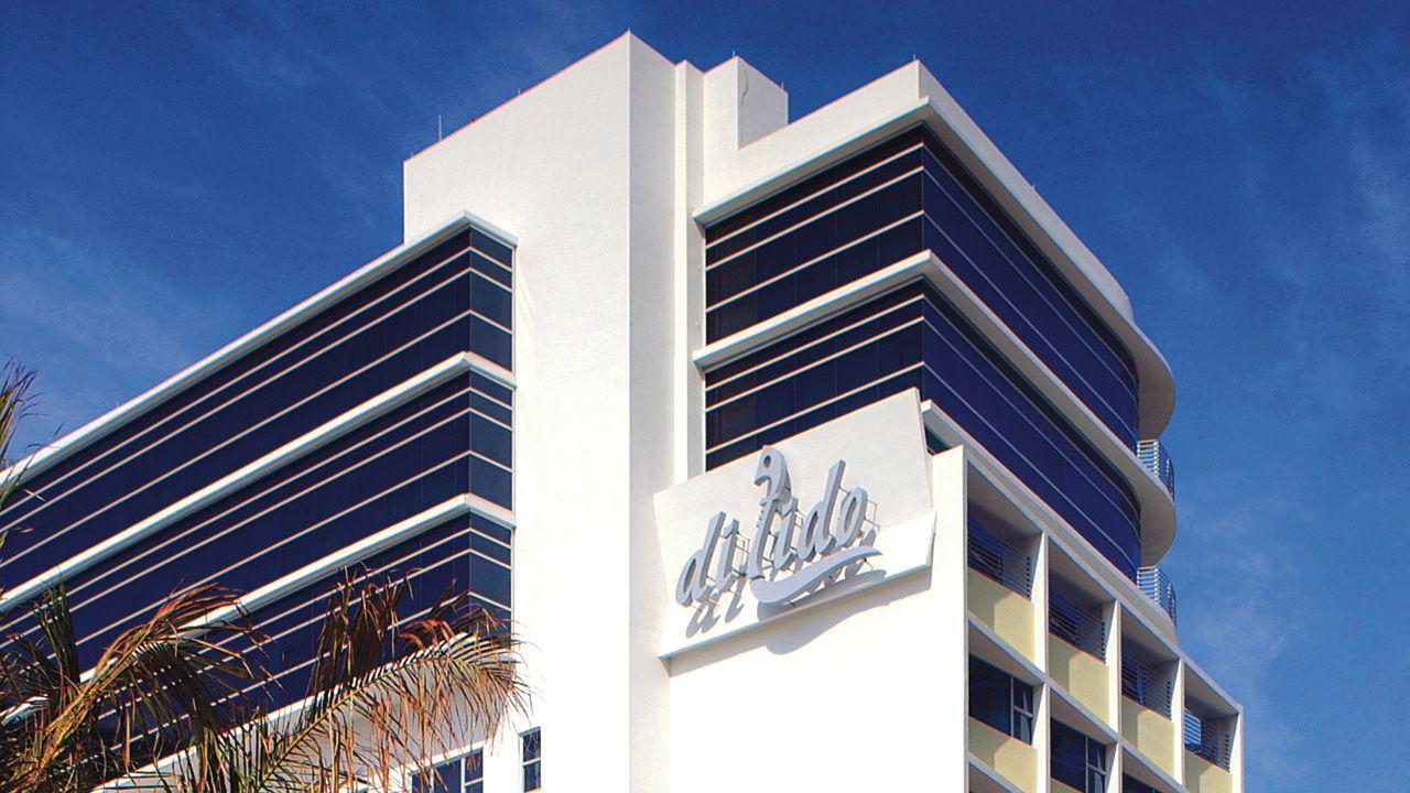 The Ritz Carlton South Beach Is A Complete Restoration Of 1953 Morris Lapidus Designed Landmark Dilido Hotel
