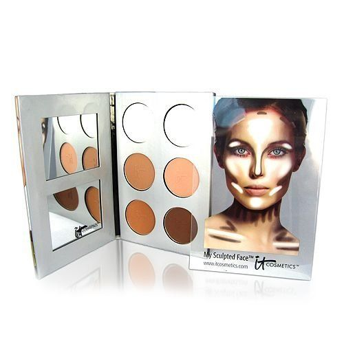 Face-contouring-makeup-kit-and-instructions | Beauty Tips ...