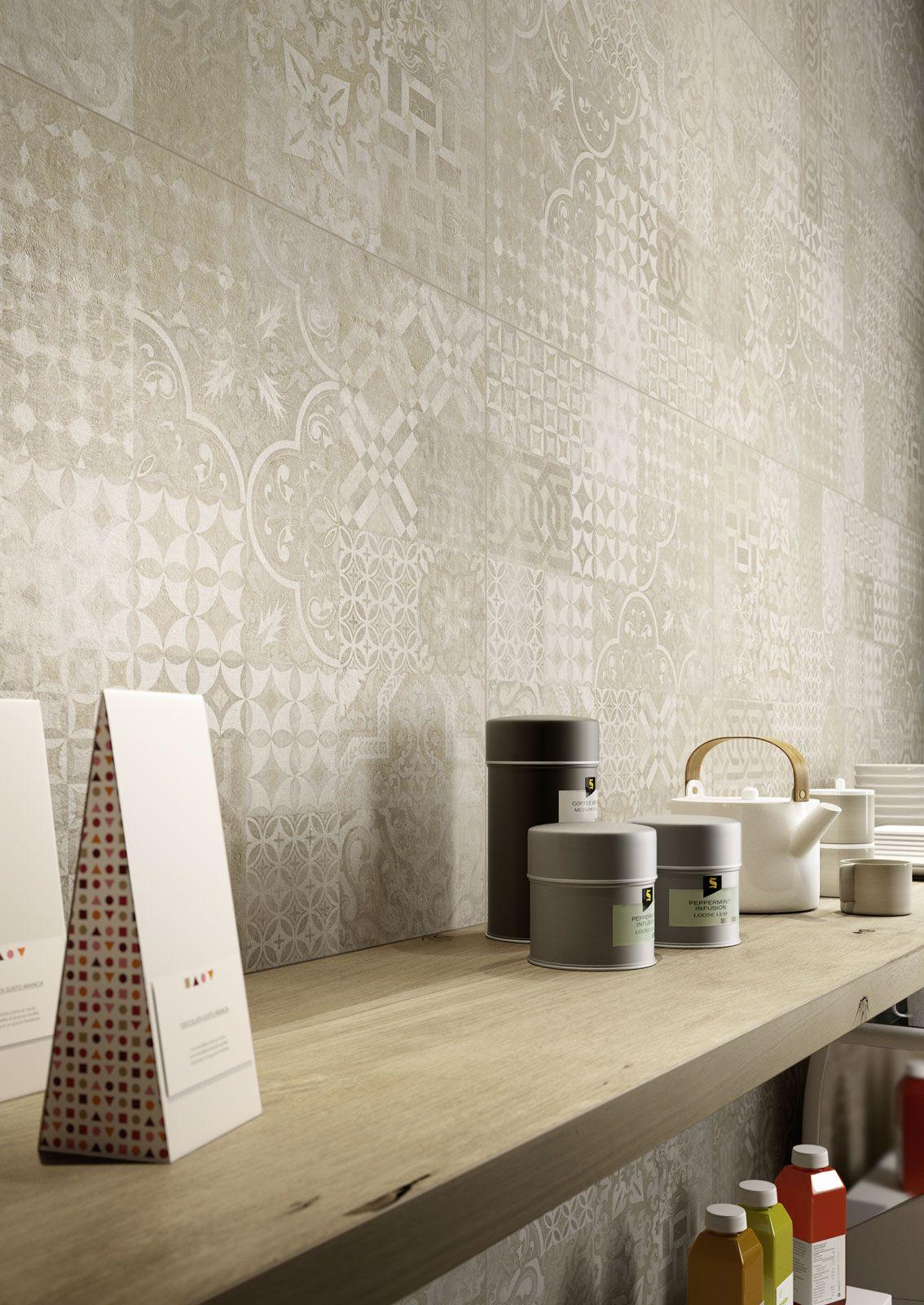 Scegliere le piastrelle per la cucina: Plaster Pavimentazione Moderna Piastrelle Cucina Decorazioni