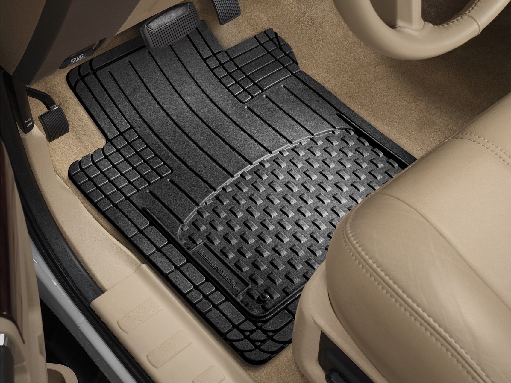 Semi Universal Trim To Fit Flexible Floor Mats For All Vehicles Weathertech Com Car Cleaning Hacks Car Cleaning Weather Tech