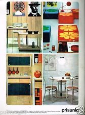 Publicite Advertising 1968 Mobilier Les Meubles Prisunic Mobilier De Salon Mobilier Publicite