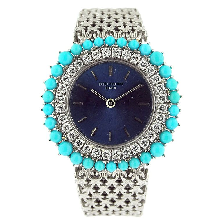 Designer, Gold and Luxury Wrist Watches - 21,820 For Sale at 1stdibs