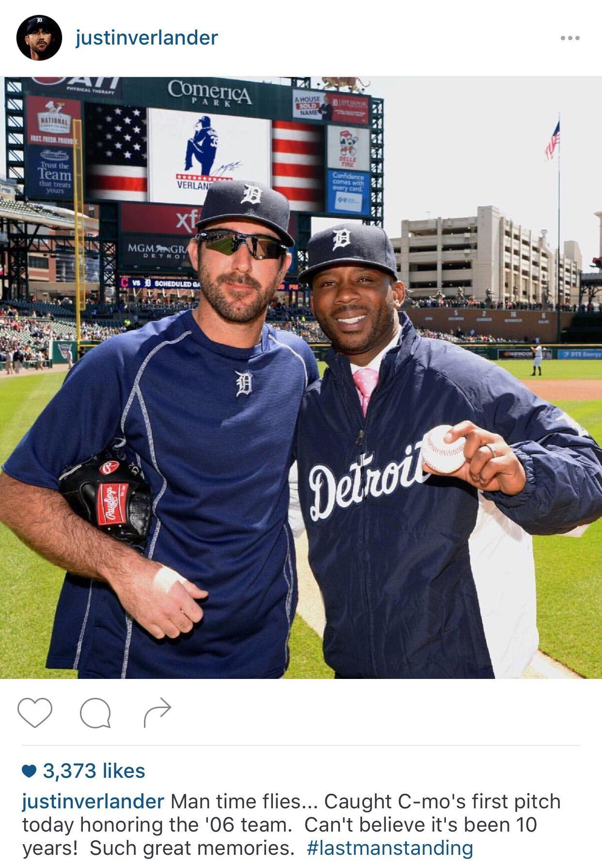 Pin By Karen Klos On Detroit Tigers Last Man Standing Detroit Tigers Baseball Team