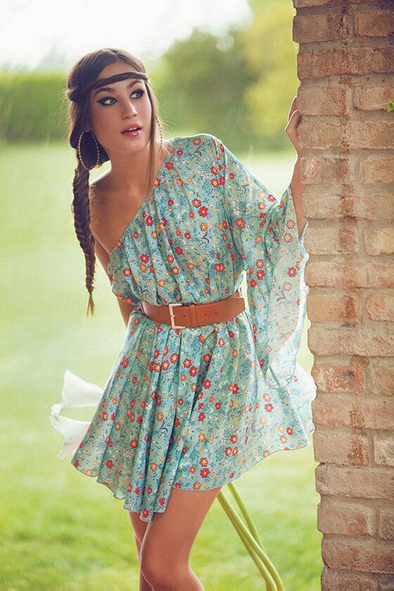 10c6efbc7 Vestido Romantico denny rose- casual .descubre la nueva colección romántica  y sofisticada en tu tienda de moda online www.casualchic.es