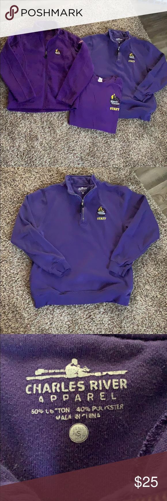 3pc Planet Fitness Uniform Planet Fitness Workout Sweatshirt Tops Fleece Jacket