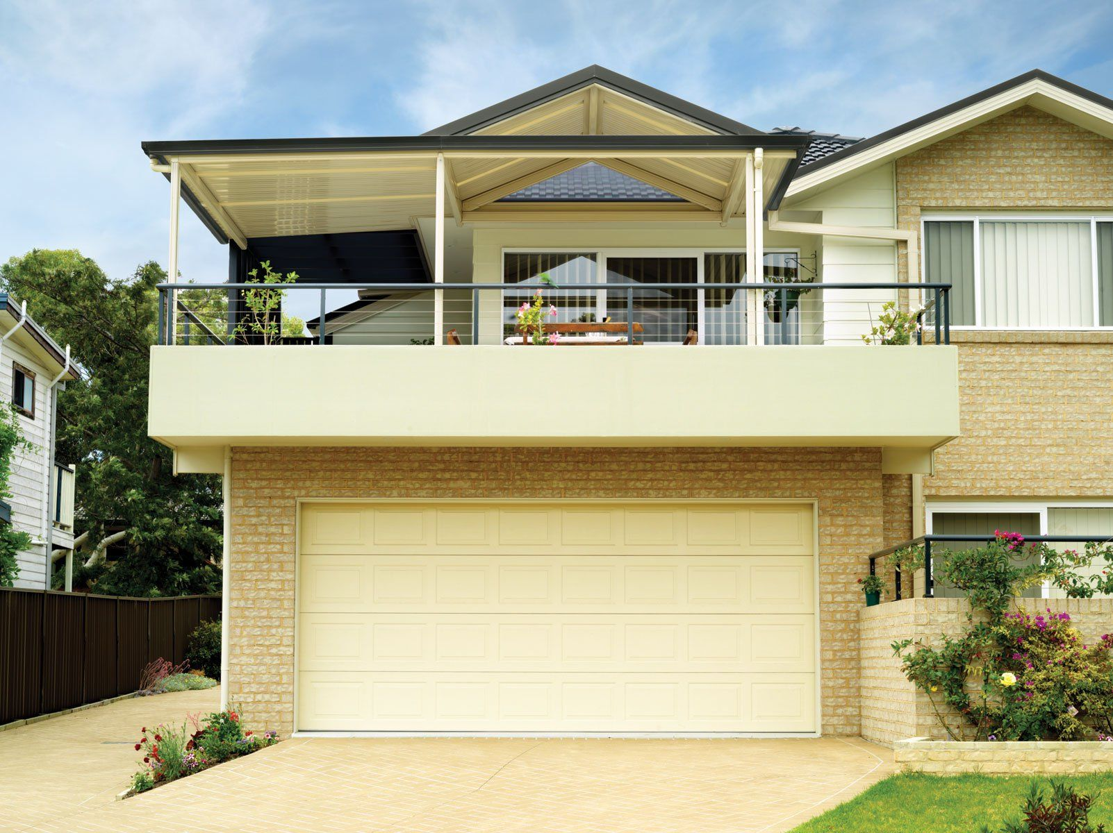 Outback® Gable Stratco Carport designs, Veranda, Pergola