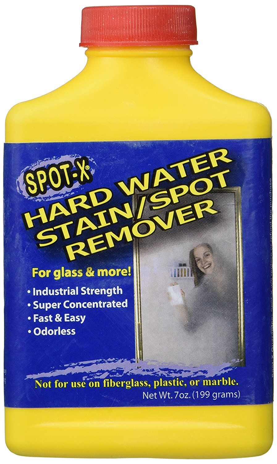 Amazon Spot X Hard Water Stainspot Remover 7 Ounces Health