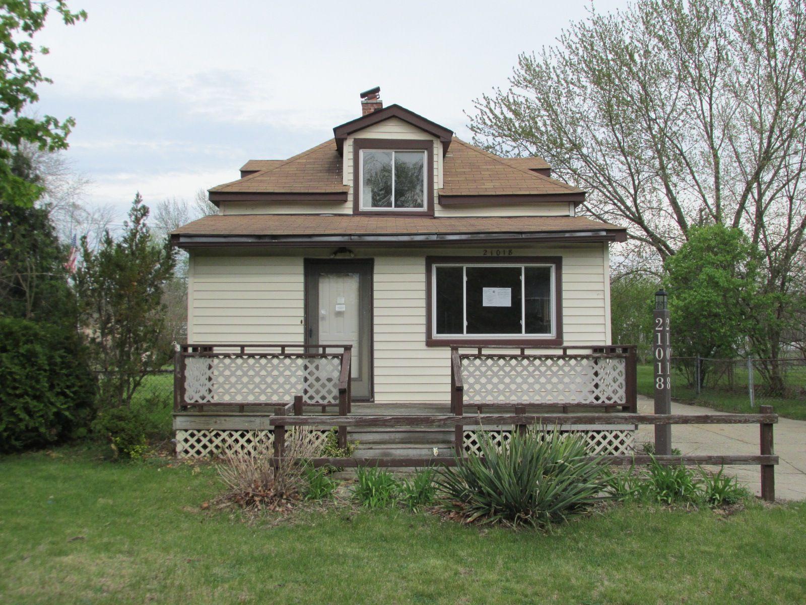 21018 Negaunee St, Southfield, MI 48033 Hud homes, Pass
