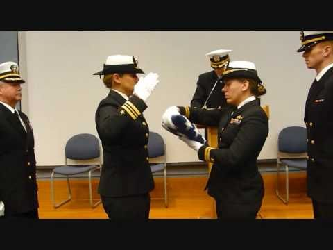OLD GLORY- Passing of the Flag