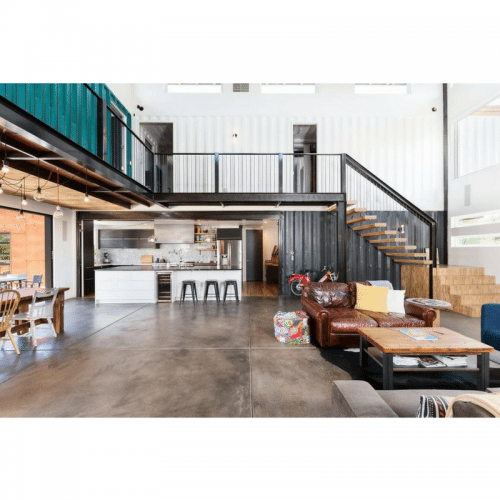 UNIQUE DENVER SHIPPING CONTAINER HOME #ShippingCon… Leben