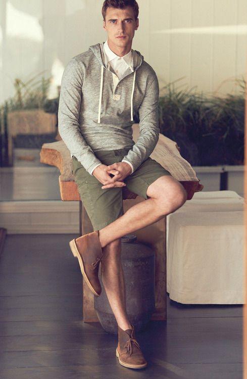 Look de moda  Sudadera con capucha gris 449ccc81fff4