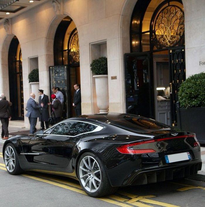 Aston Martin One77 Carros e motos Carros de luxo