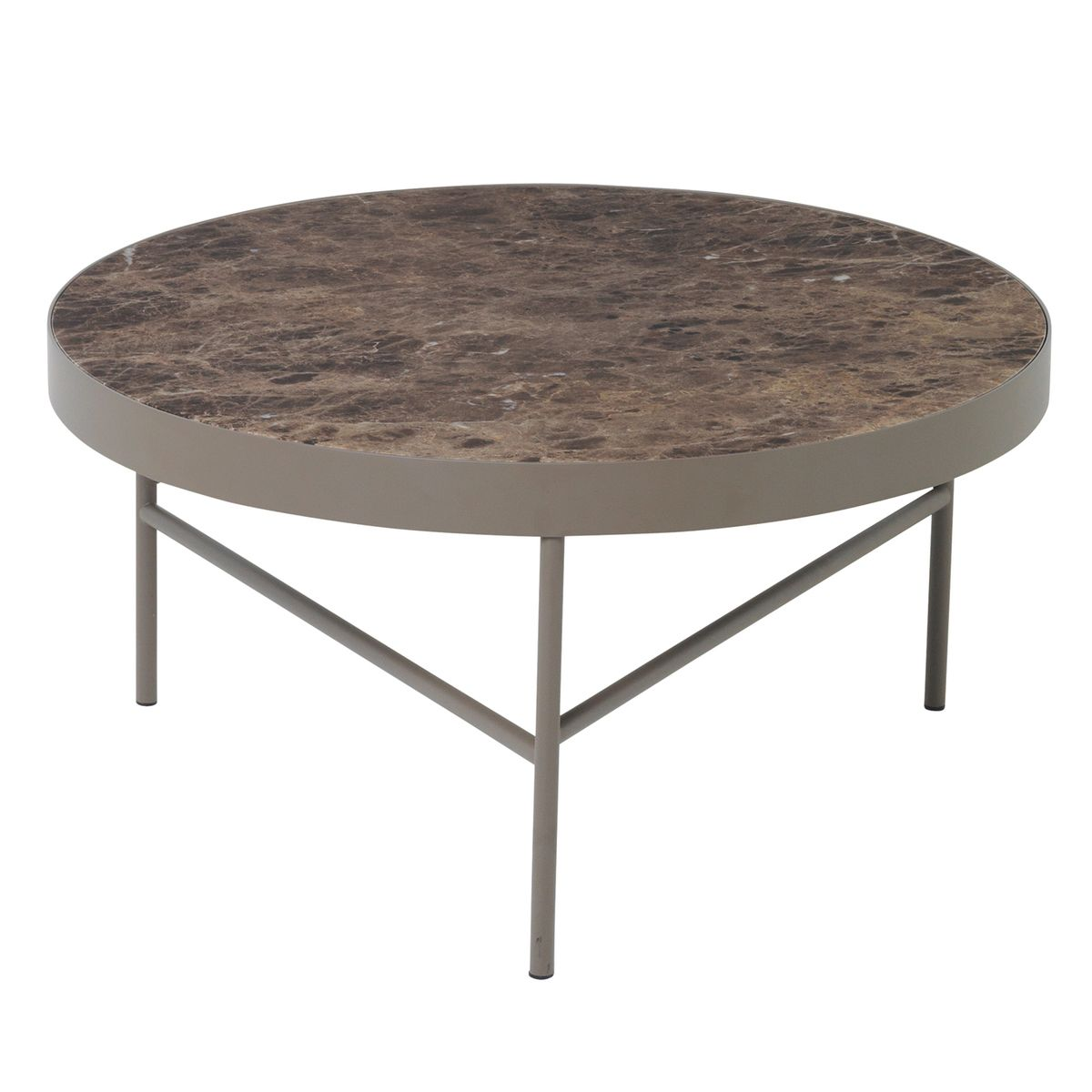 Ferm Living Marble Table Large Brown Marble Table Ferm Living Kitchen Marble