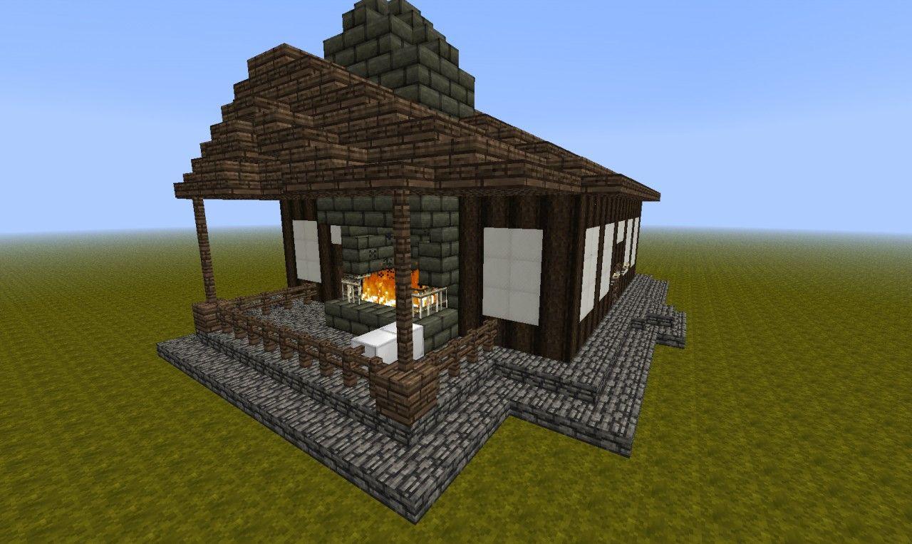 minecraft blacksmith - Google Search   Building a house ...