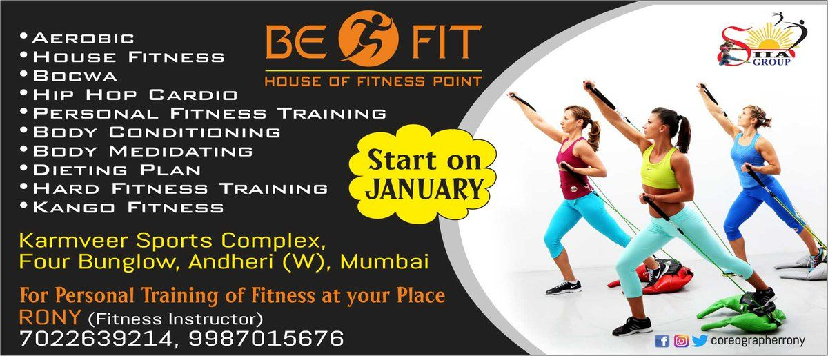Pin On Befit Fitness Point