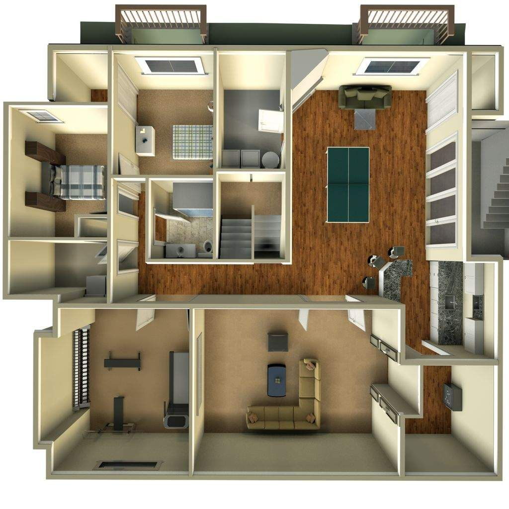 Make Your Own Floor Plans Using Different Types Of Flooring Material