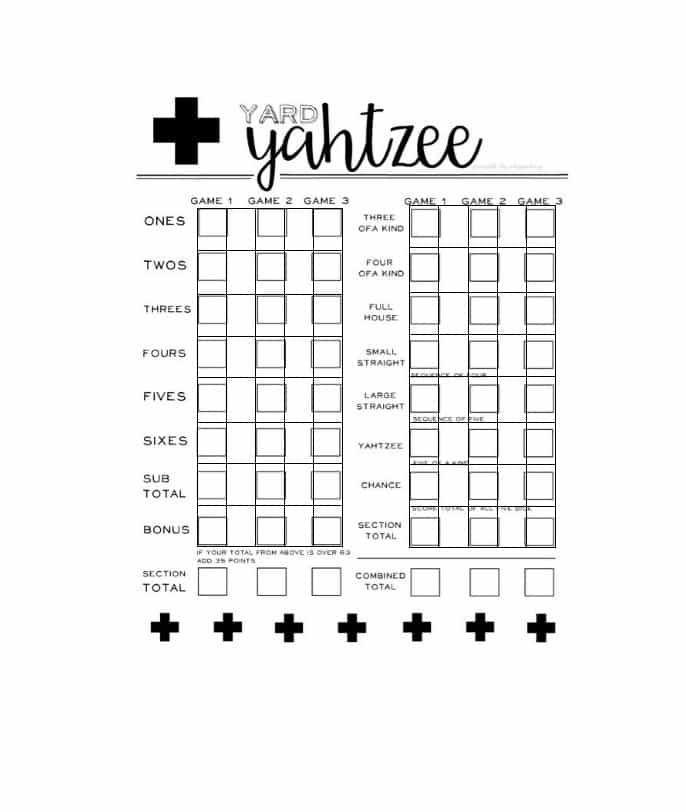 Best 3+ Playing Card Template Format PDF You Calendars