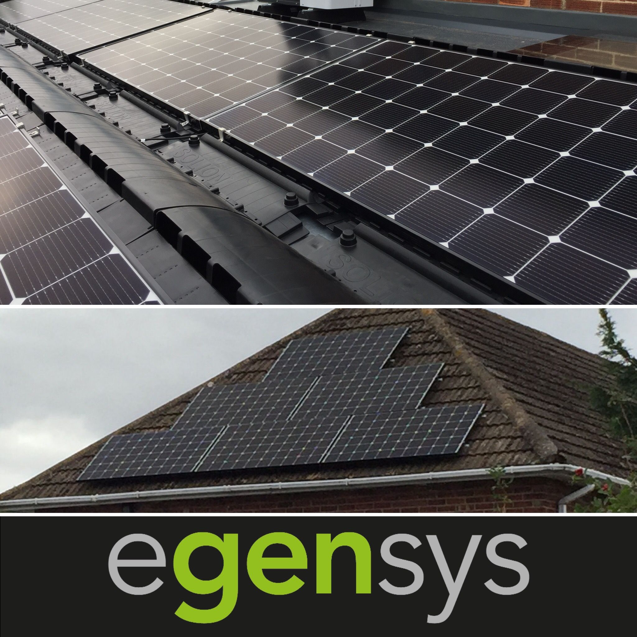 4 7kw Solar Photovoltaic Installation Using 14 High Efficiency 335 Watt Lg Neon Lg335n1c A5 Solar Panels With A Solis Inverter Solar Solar Pv Roof Solar Panel