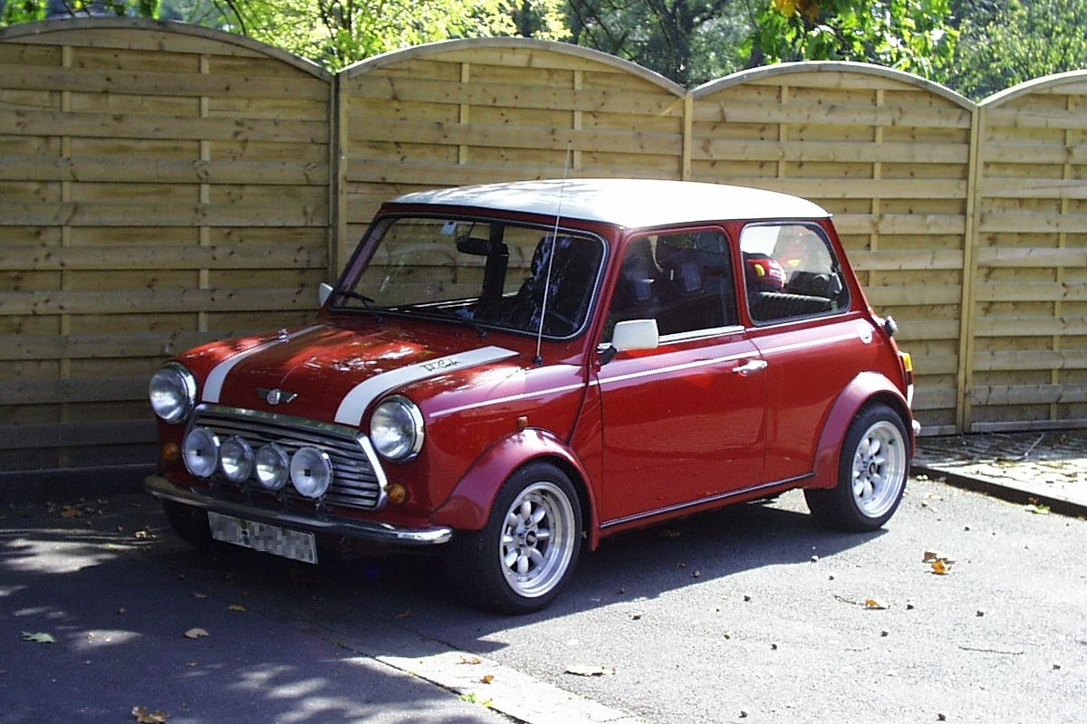Mini Cooper Golf De Busqueda Mini Pinterest Mini Classic