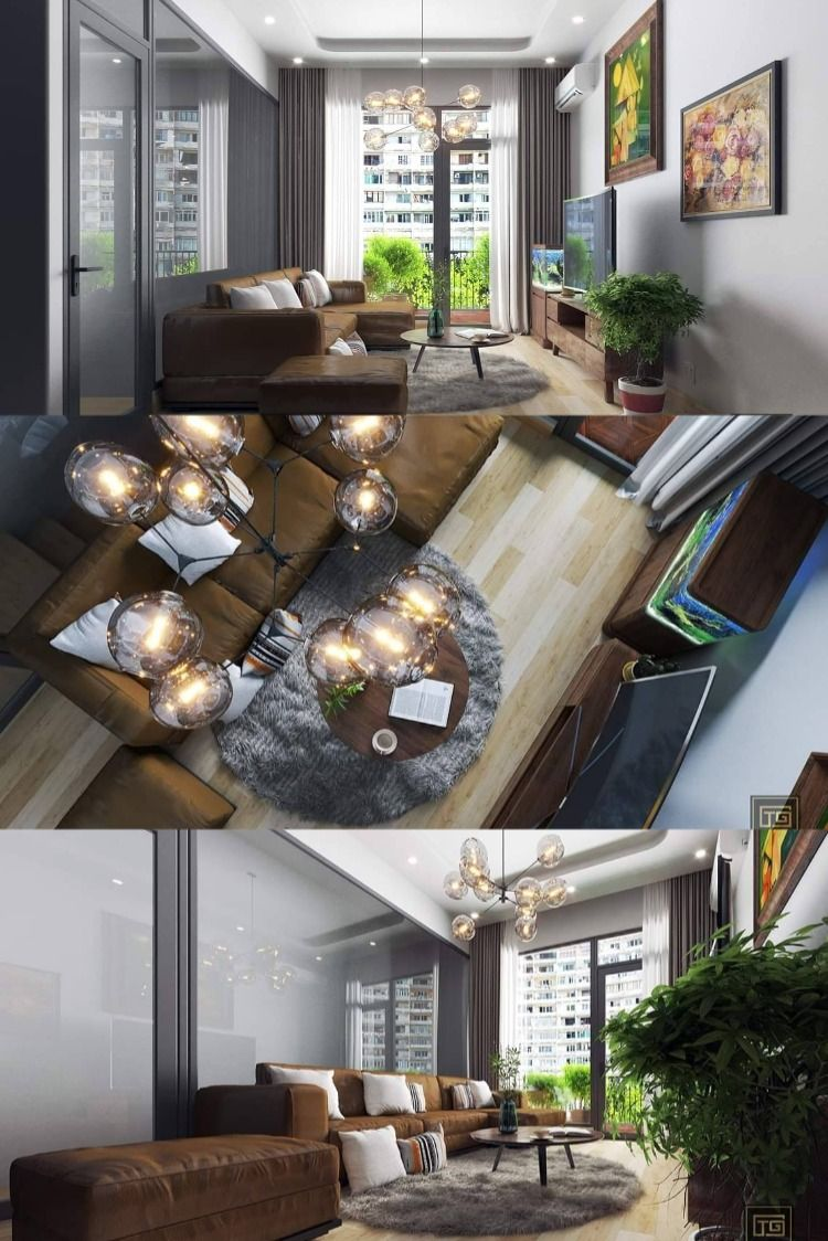 3d Room Interior Design: 218. Livingroom Free Sketchup Interior Scene In 2020