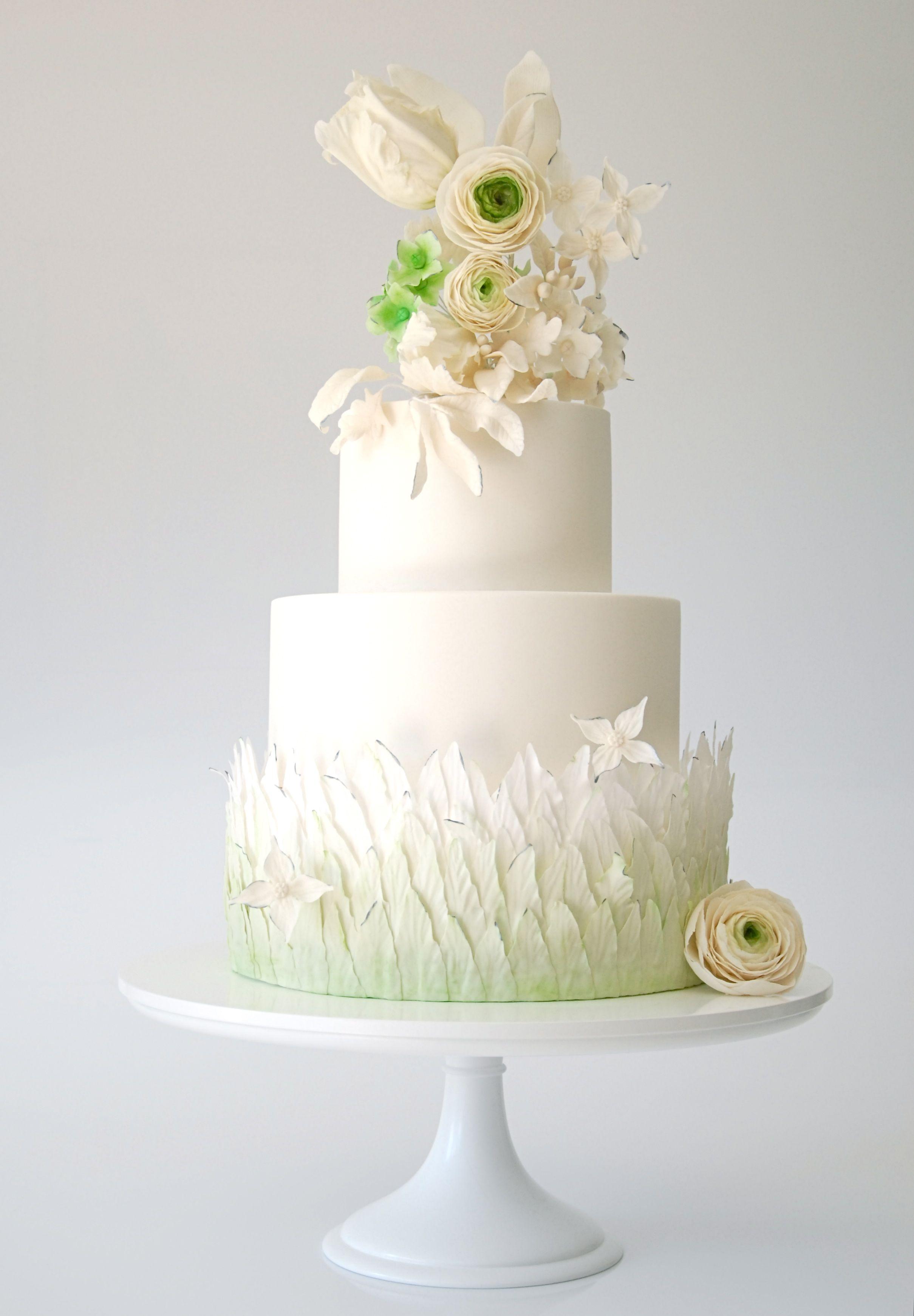 Fresh spring gardenthe artful caker cake pinterest cake