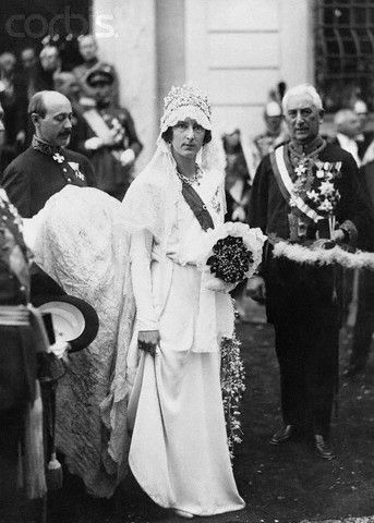Queen Giovanna on Her Wedding Day - U552482INP - Rights Managed - Stock Photo - Corbis