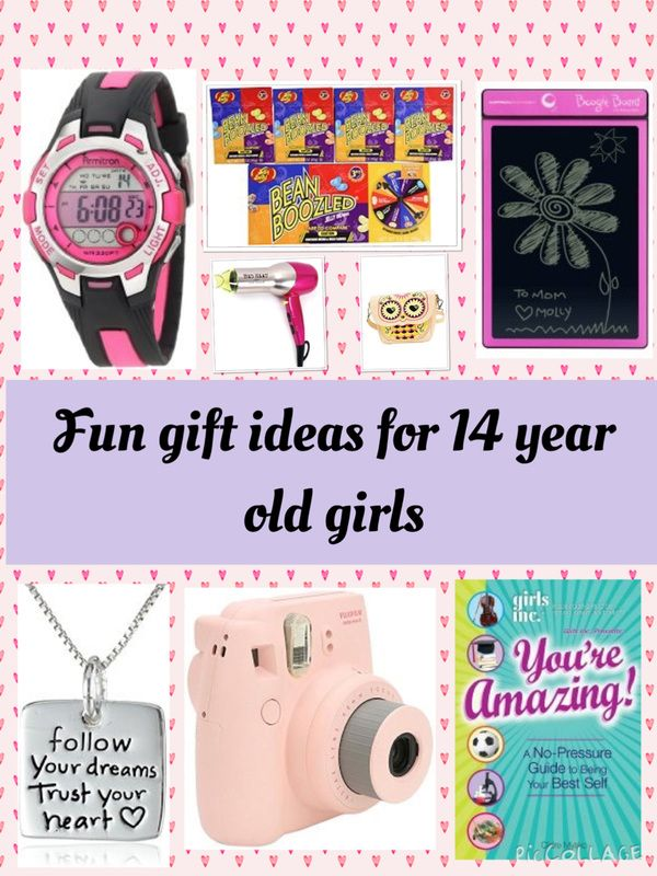 christmas gift ideas for 14 year old girl