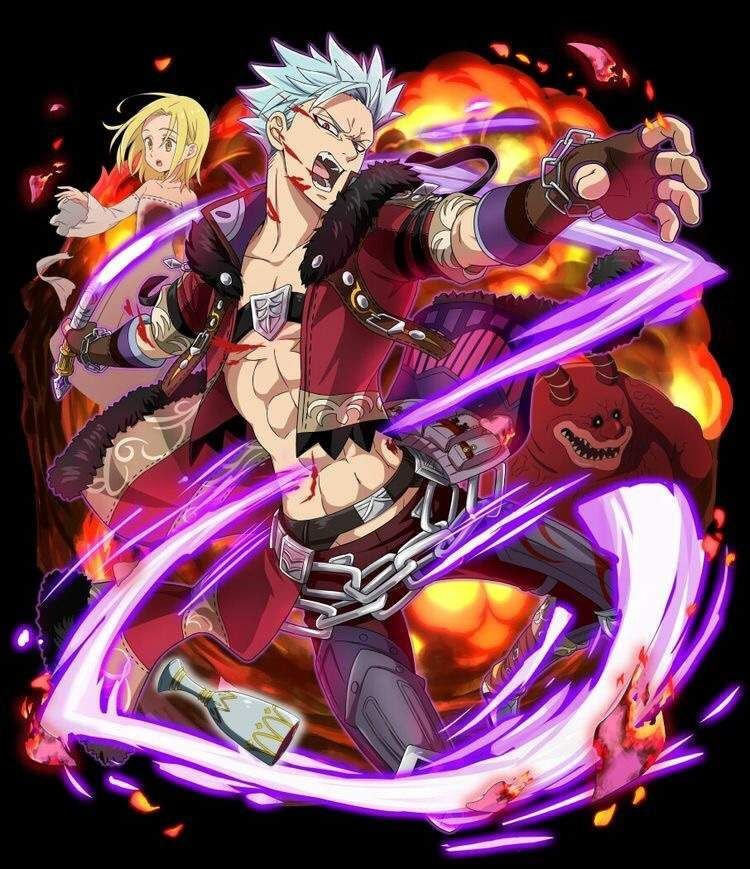 The Sin Of Greed's Son (Seven Deadly Sins X Male reader)