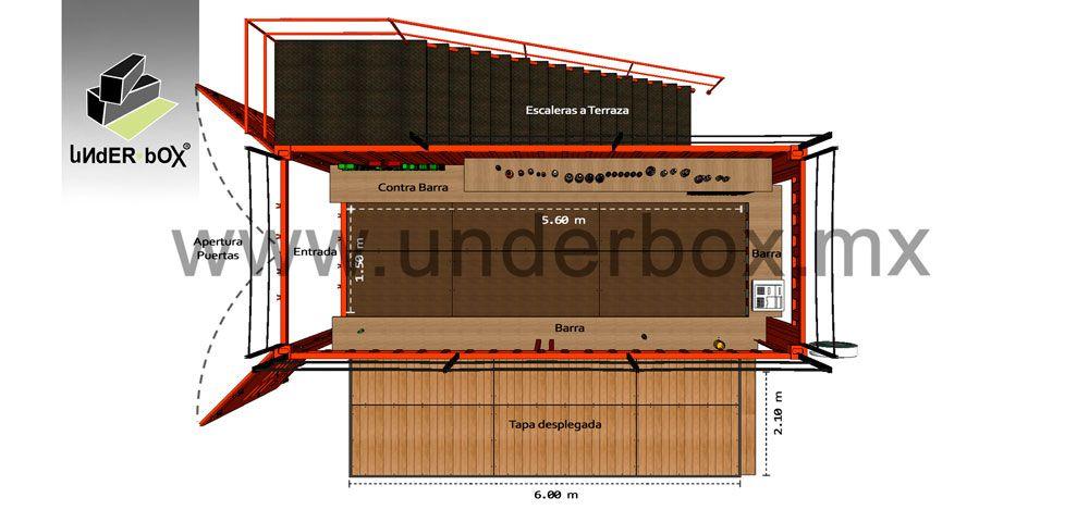 Underbox Transformación Renta Venta De Contenedores
