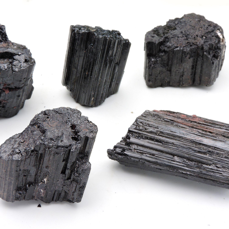 Black Tourmaline Crystal Extra A Grade